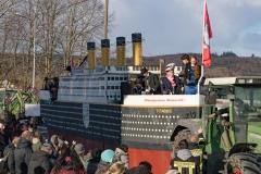 Titanic der Üßbachjecken aus Meiserich 2018 -06-