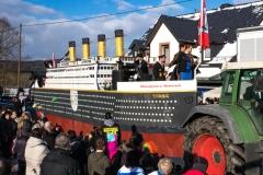 Titanic der Üßbachjecken aus Meiserich 2018 -11-