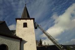 FFW Feuerwehr Meiserich Retungsübung
