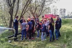 FFW Feuerwehr Meiserich Nachwuchs