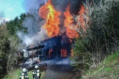 FFW Feuerwehr Meiserich  Wohnhausband