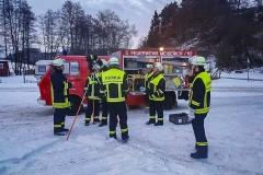 FFW Feuerwehr Meiserich Übung
