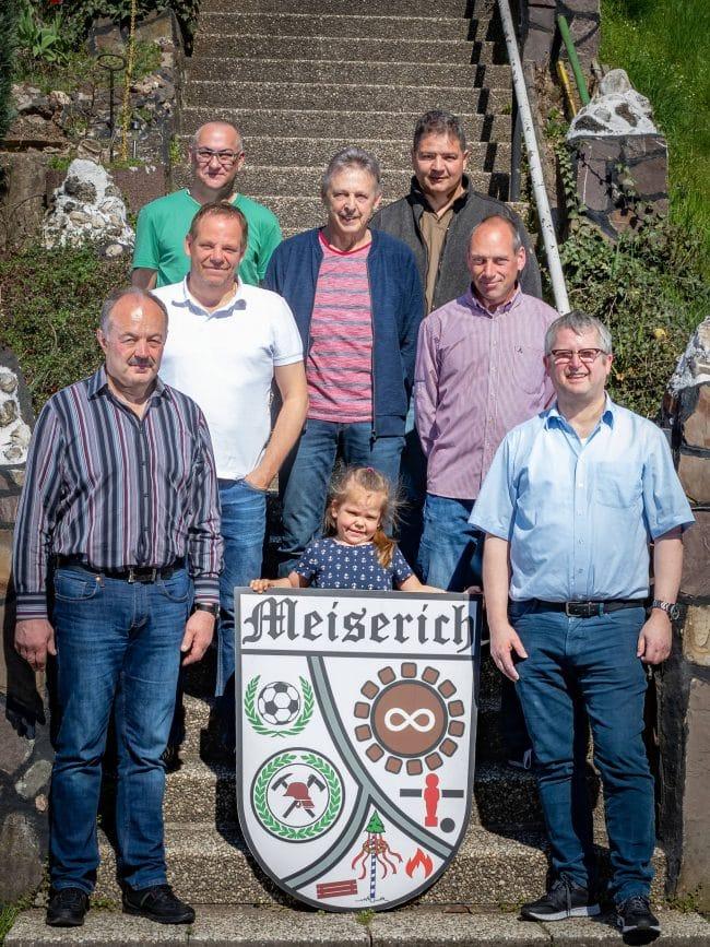 Ortsbeirat Meiserich 2019