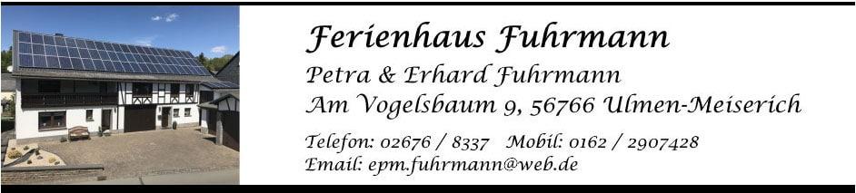 Ferienhaus Fuhrmann
